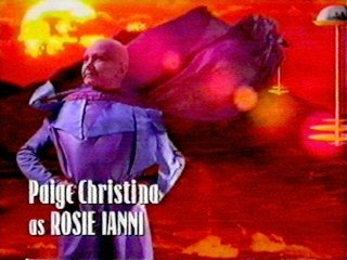 Paige Ch> ina as Rosie Ianni