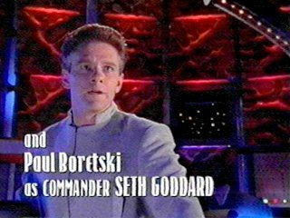 Paul Boretski as Commander Seth Goddard